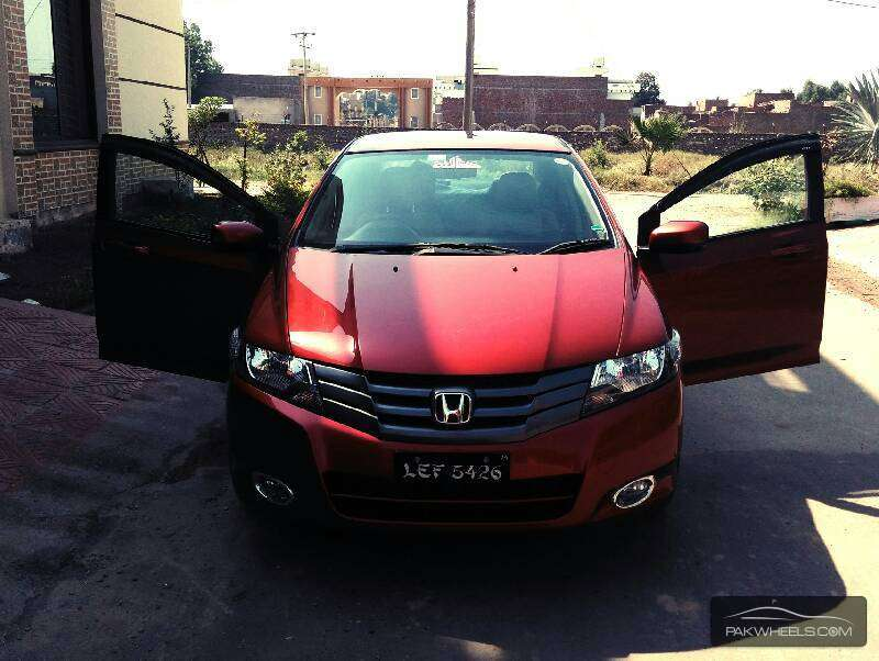 Honda City - 2014 Shehzadi Image-1