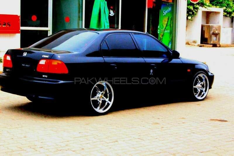 Honda Civic - 2000 chane Image-1