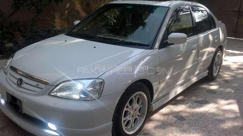 Honda Civic - 2003 FAHEEM Image-1