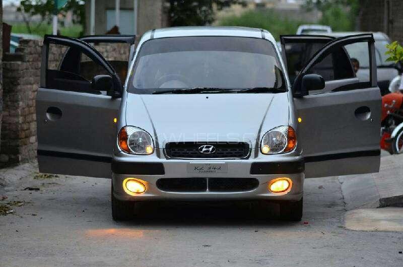 Hyundai Santro - 2006 santro club Image-1