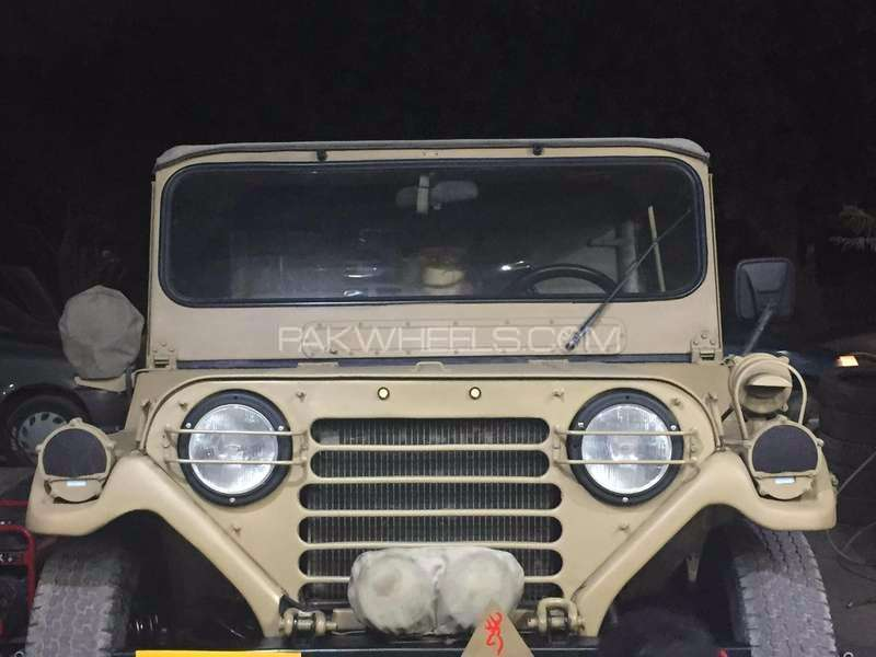 Jeep M 151 1976 Of Amohsin1 Member Ride 18942 Pakwheels