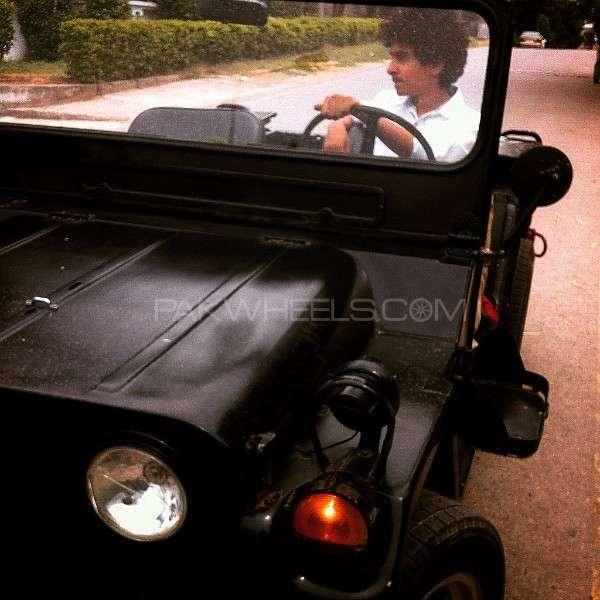 Used 2010 Land Rover Defender 110 Hard Top Dcb Hard Top: Jeep M 825 1982 Of Rawal.rafiq - Member Ride 25594