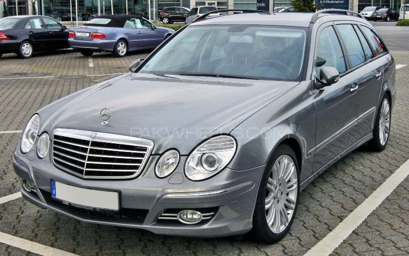 Mercedes Benz E Class Estate - 2006 S211 E280 CDI  Image-1