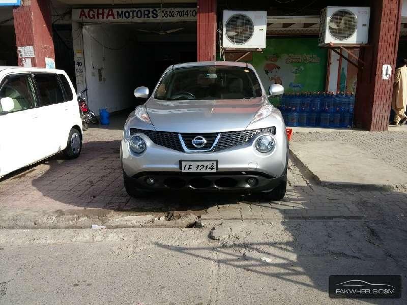Nissan Juke - 2010  Image-1