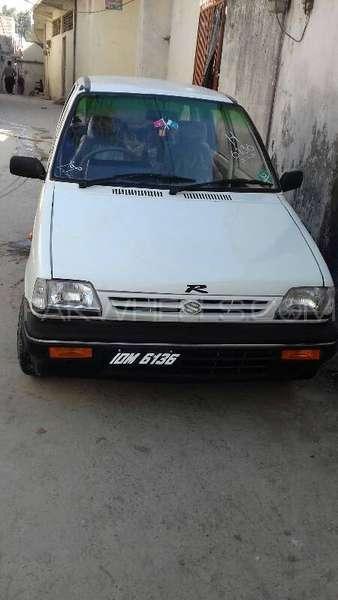 Suzuki Mehran - 2003 dani Image-1
