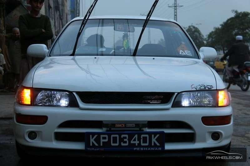 Toyota Corolla - 1994 JALPARI Image-1