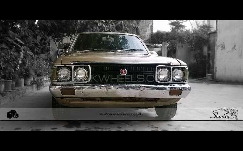 Toyota Corona - 1974 KHAN 74 Image-1