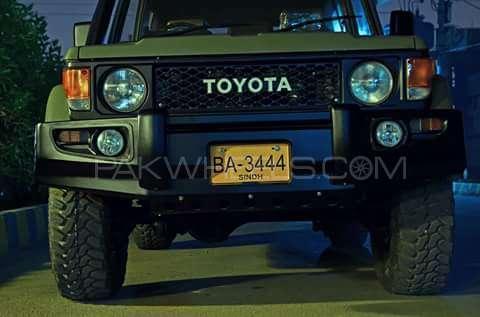 Toyota Land Cruiser - 1989 Green Beast Image-1