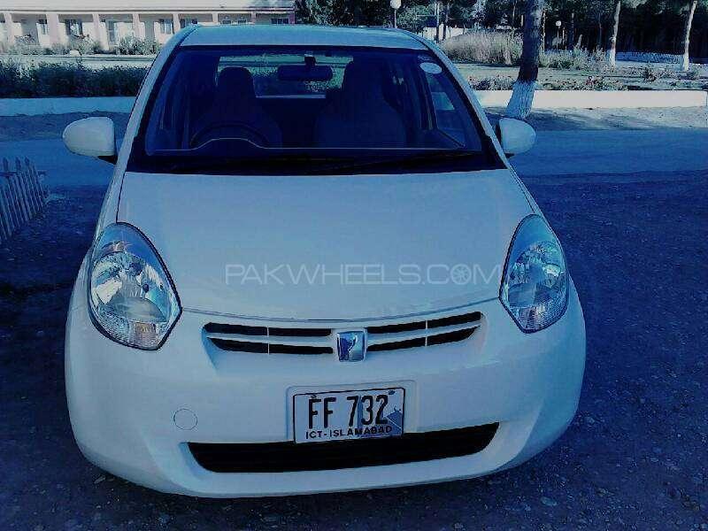 Toyota Passo - 2011  Image-1
