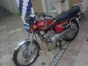 Honda CG 125 - 2011