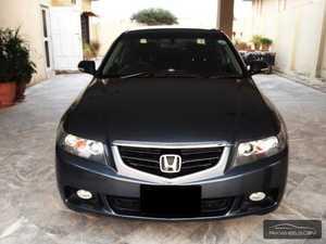 Honda Accord - 2002
