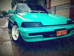 Honda Civic - 1990