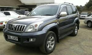 Toyota Prado - 2003