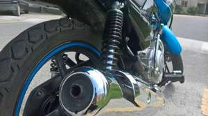 Yamaha YBR 125 - 2016