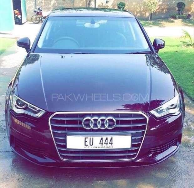 Audi A3 - 2015  Image-1