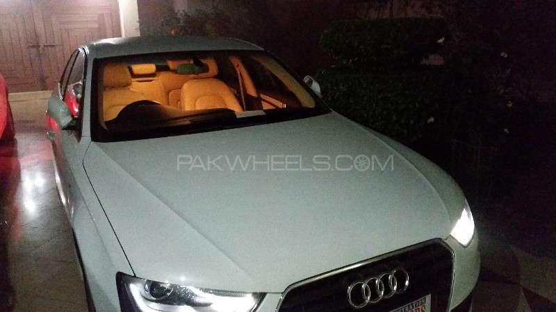 Audi A4 - 2015  Image-1
