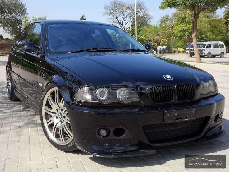 BMW M Series - 2003  Image-1