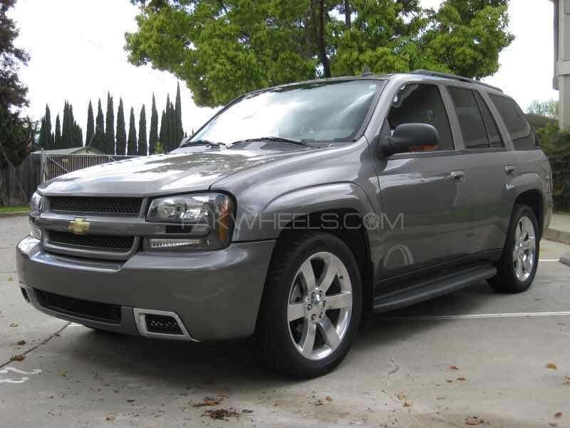 Chevrolet Other - 2009 Trailblazer  Image-1