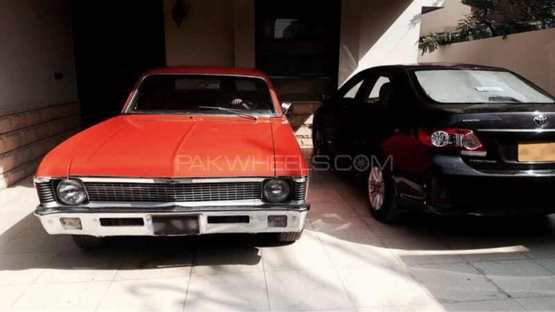 Chevrolet Nova - 1970 - Image-1