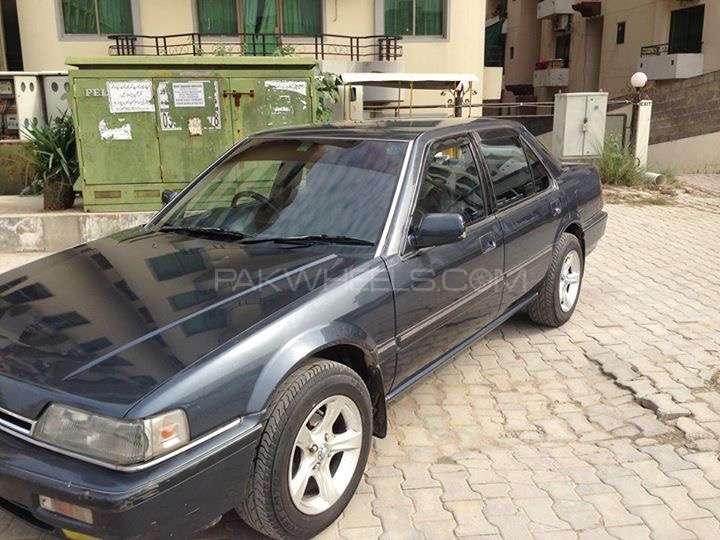 Honda Accord - 1987  Image-1