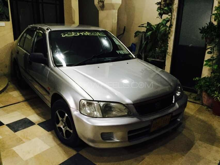 Honda City - 2001 Beast Image-1