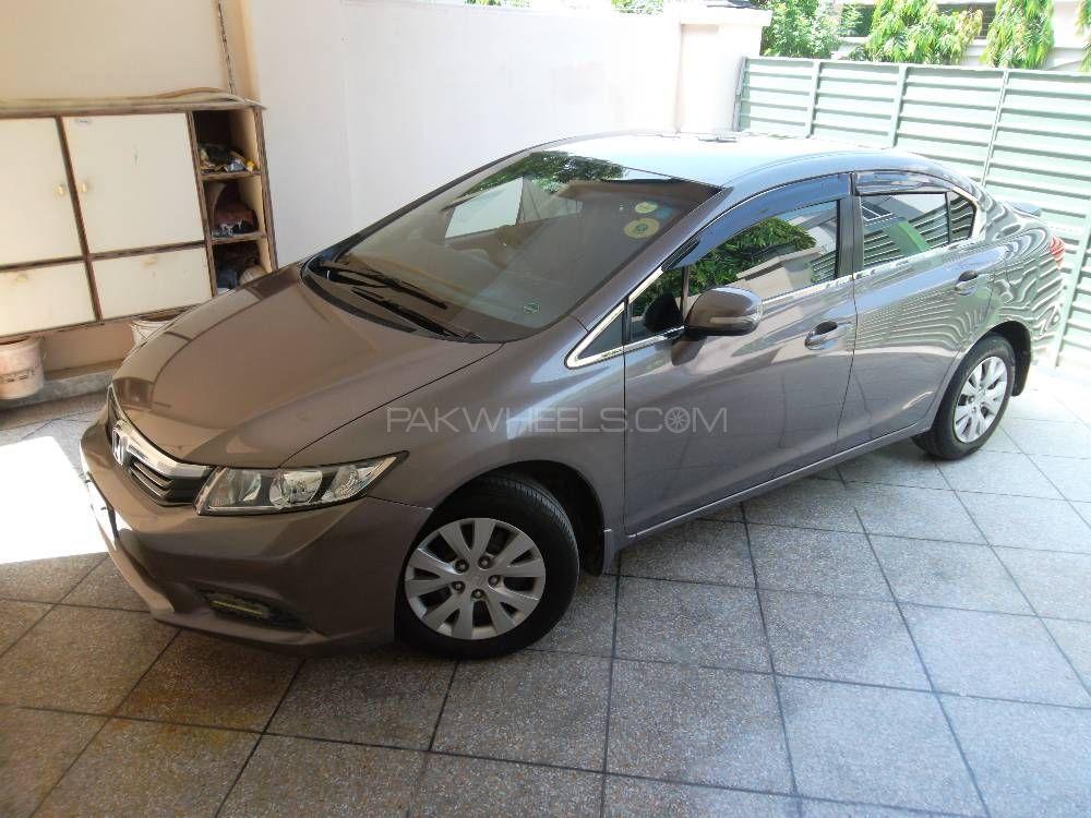 Honda Civic - 2013  Image-1