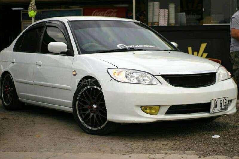 Honda Civic Hybrid - 2005  Image-1