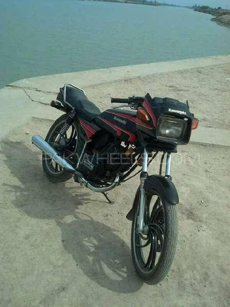 Kawasaki GTO - 1989  Image-1