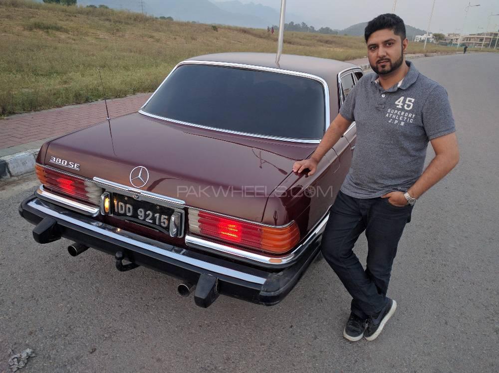 Mercedes Benz S Class - 1978  Image-1