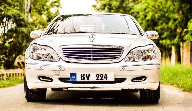 Mercedes Benz S Class - 2004  Image-1