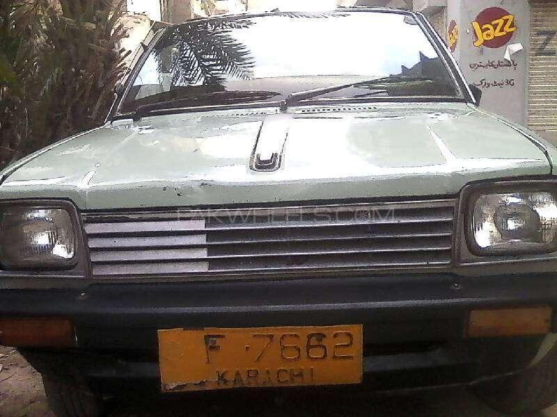 Suzuki FX - 1988 shabba Image-1