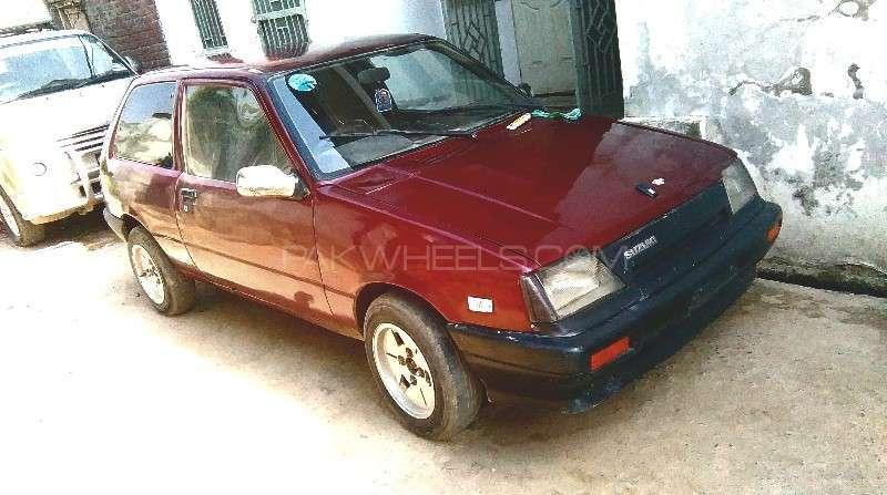 Suzuki Khyber - 1988  Image-1