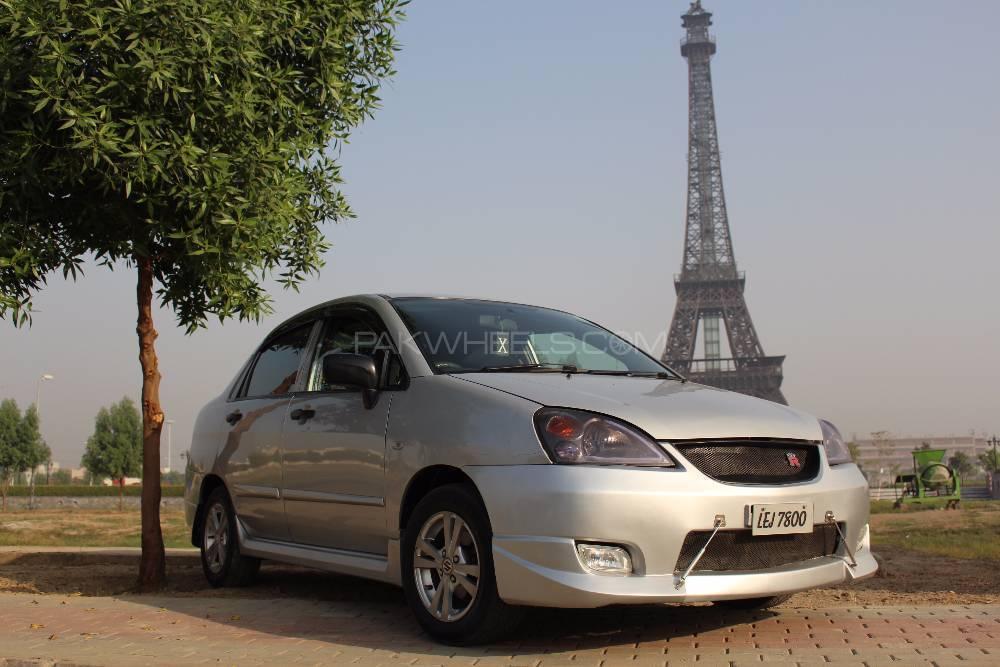 Suzuki Liana - 2007 Liana Image-1
