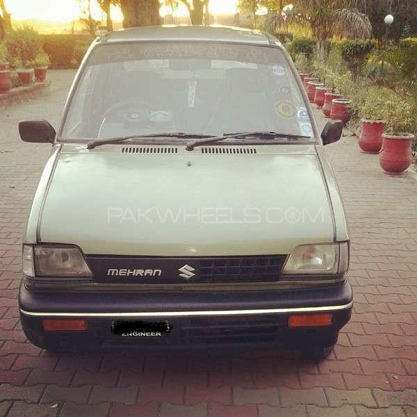 Suzuki Mehran - 1989  Image-1