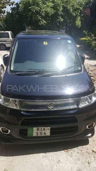 Suzuki Wagon R - 2012  Image-1