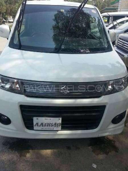 Suzuki Wagon R - 2012 asif Image-1