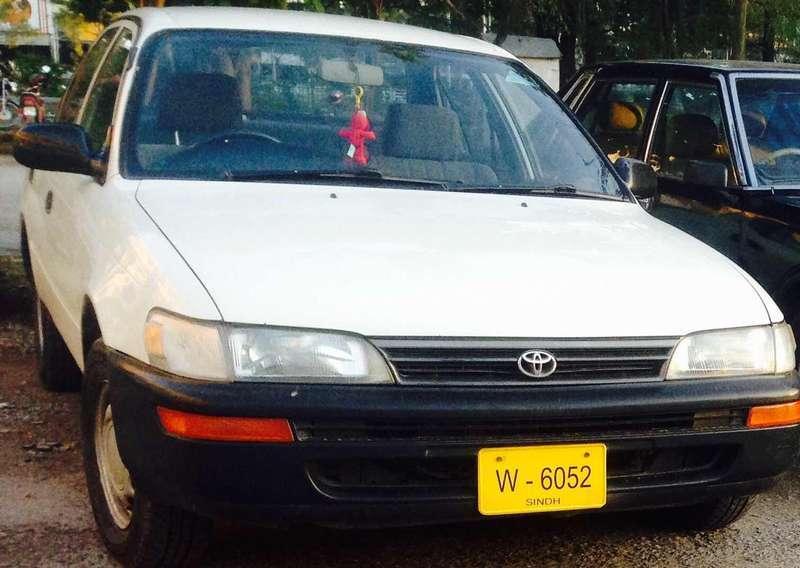 Toyota Corolla - 1994 Corolla  Image-1