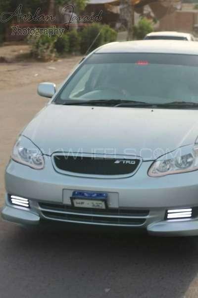 Toyota Corolla - 2004  Image-1