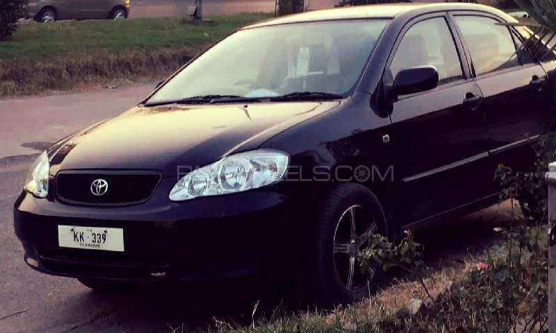 Toyota Corolla - 2006  Image-1