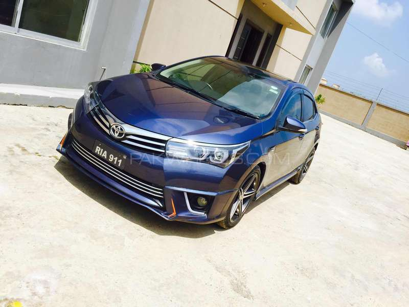 Toyota Corolla - 2014 BlueMotion Image-1