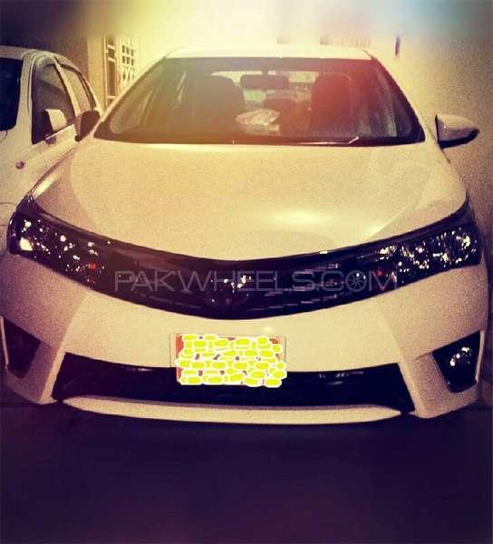 Toyota Corolla - 2016 beasty Image-1
