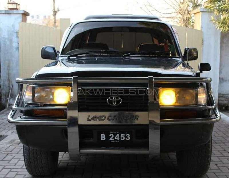 Toyota Land Cruiser - 1991 HDJ-80 Image-1