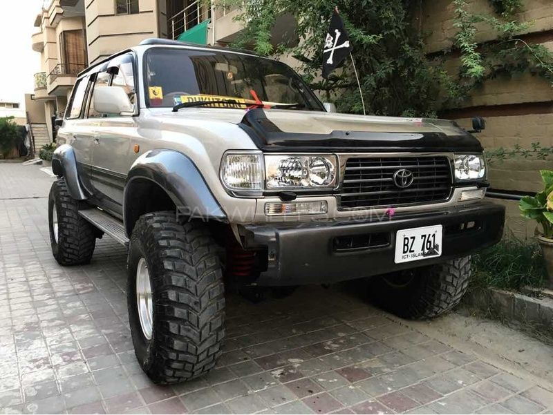 Toyota Land Cruiser - 1997  Image-1