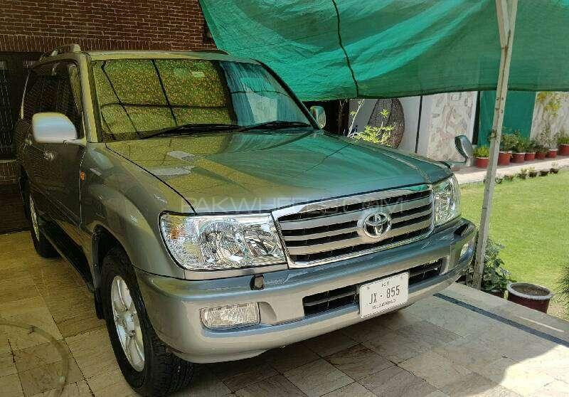 Toyota Land Cruiser - 2003 asif Image-1