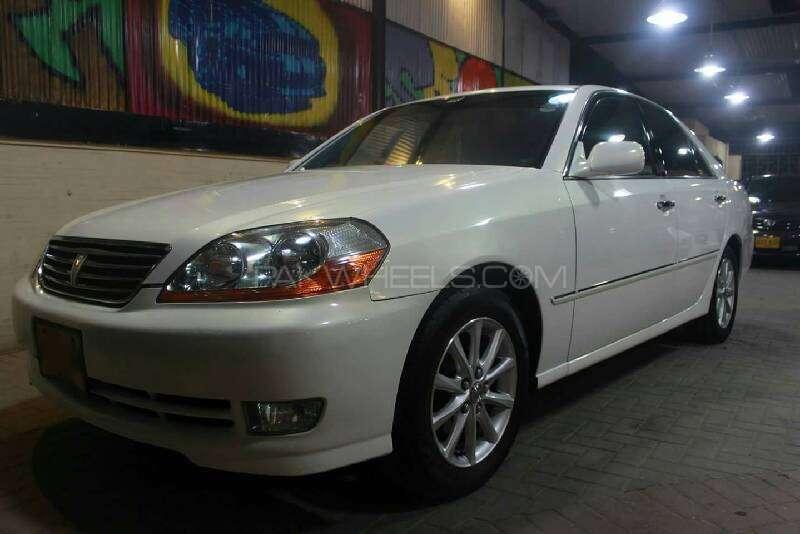 Toyota Mark II - 2003 Markyy Image-1