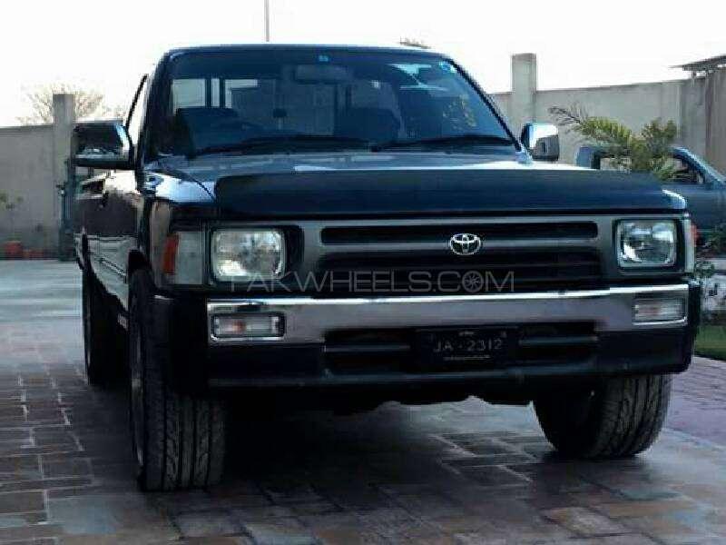 Toyota Pickup - 1997  Image-1