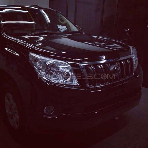 Toyota Prado - 2015  Image-1
