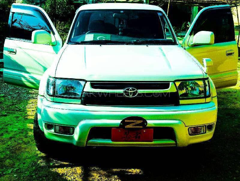 Toyota Surf - 2002  Image-1