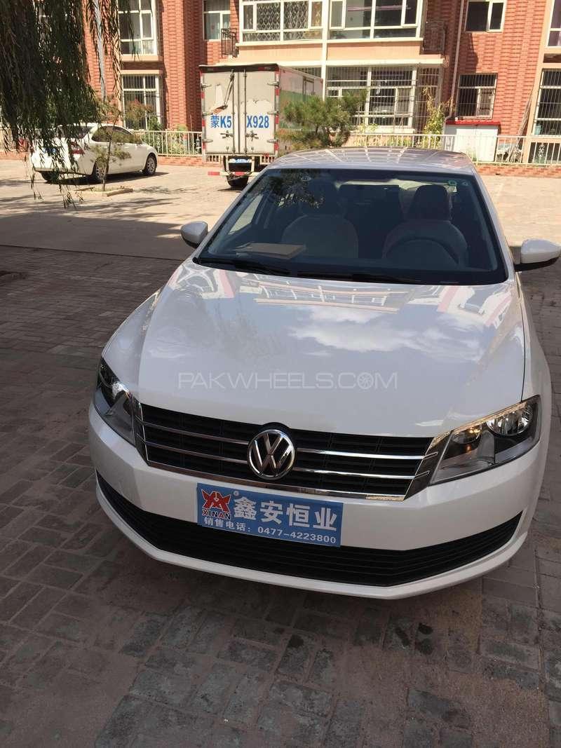 Volkswagen Other - 2015 cross lavida Image-1