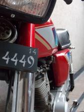 Honda CG 125 - 2012